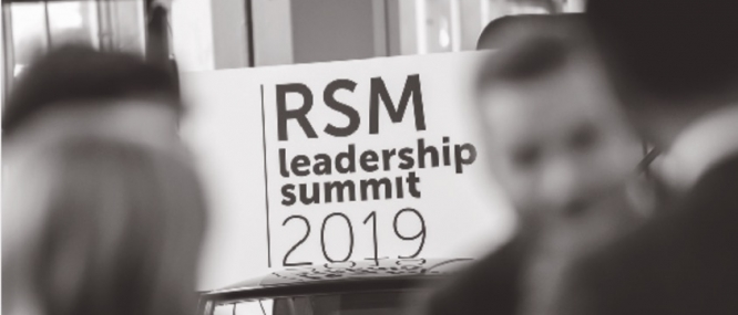 De RSM Leadership Summit 2019